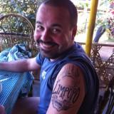 Татуировка Антона Лирника