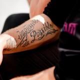 Татуировки надписи (13 фото)