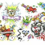 Рисунки татуировок — 22 фото