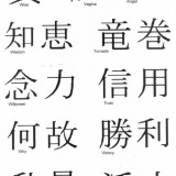 Татуировки иероглифы и их значение — 21 фото