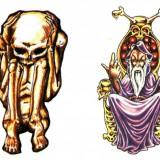 Татуировки эскизы демонов — 26 фото