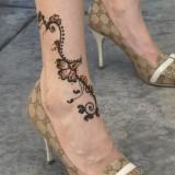 Татуировки хной — фотографии и эскизы (16 фото)
