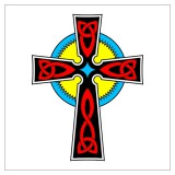 Эскизы: кресты татуировки