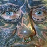 Татуировки и тату на голове