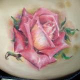 Татуировки и эскизы розы — 47 фото