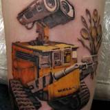 Татуировки мультиков — 24 фото