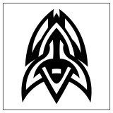 Эскиз черно белый — татуировки