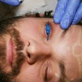 Татуировка на глазах — 5 фото