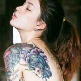 Татуировки для девушек — 27 фото
