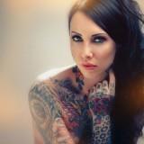 Женские татуировки — 11 фото