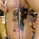 Работы мастера татуировщика Xoil — 15 фото