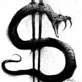 Долларовая черная змея 2013 — фото