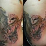 Татуировки сов
