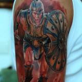 Татуировка с Бредом Питтом