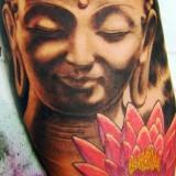 Татуировки: Великий Будда — 6 фото