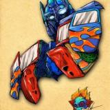 Цветные эскизы татуировок — 6 фото