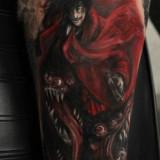 Татуировка Алукарда (фото)