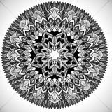 Эскизы мандал — 5 фото