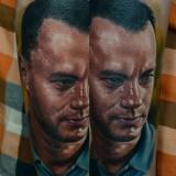 Татуировка Тома Хэнкса