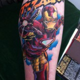 Супергерои комиксов — 14 фото