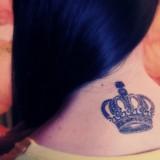 Татуировка корона — 7 фото