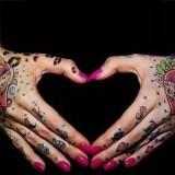 Татуировки на руках — 13 фото