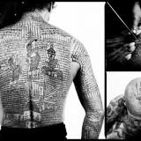 Волшебные татуировки Таиланда