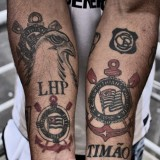 Татуированные рукава — 5 фото