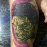 Татуировка Халка