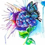 Цветные эскизы татуировок (6 фото)