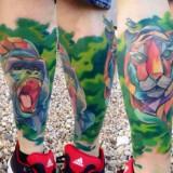 Животные на ногах