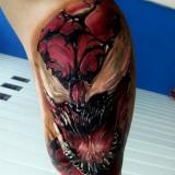 Татуировка Венома