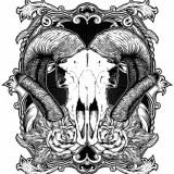 Черно-белые эскизы татуировок (12 фото)