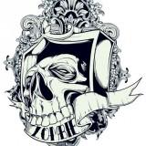Значение татуировки: череп