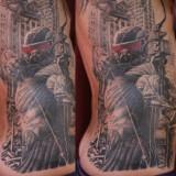 Татуировка из игры Crysis 3