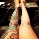 Женские ноги (11 фото)