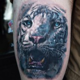Тату: тигр