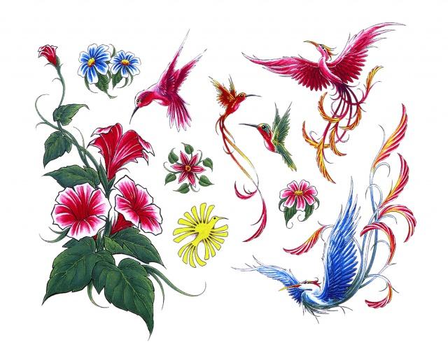 татуировки животных (17)