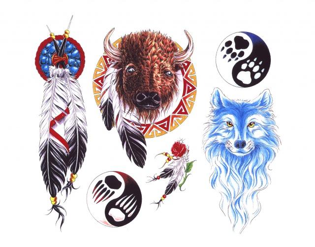 татуировки животных (16)
