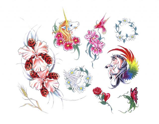 татуировки животных (18)