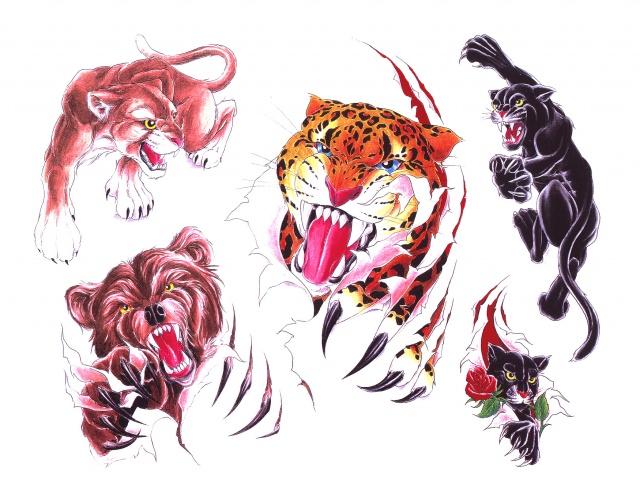 татуировки животных (8)