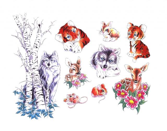 татуировки животных (6)