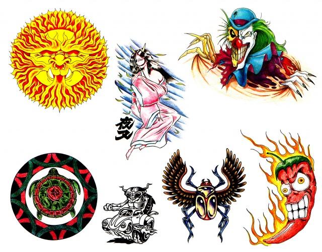 татуировки (5)