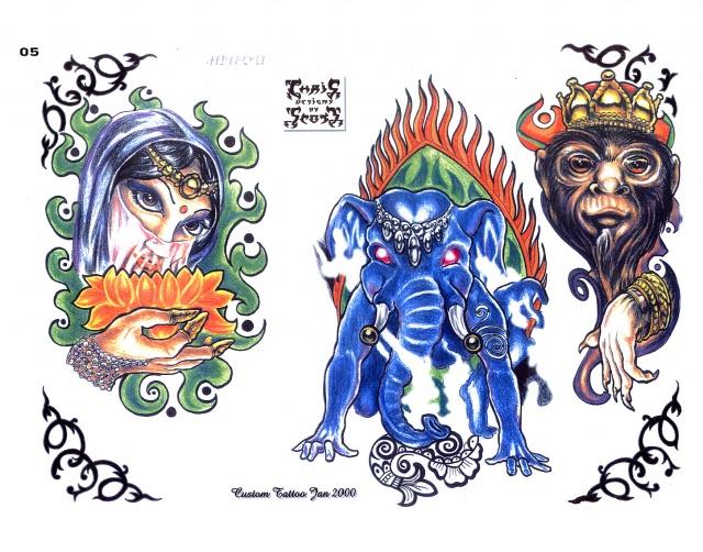 татуировки (2)