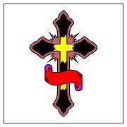татуировки эскизы крест