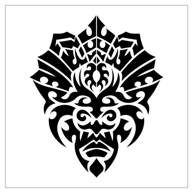 эскизы тату черно-белые (16)
