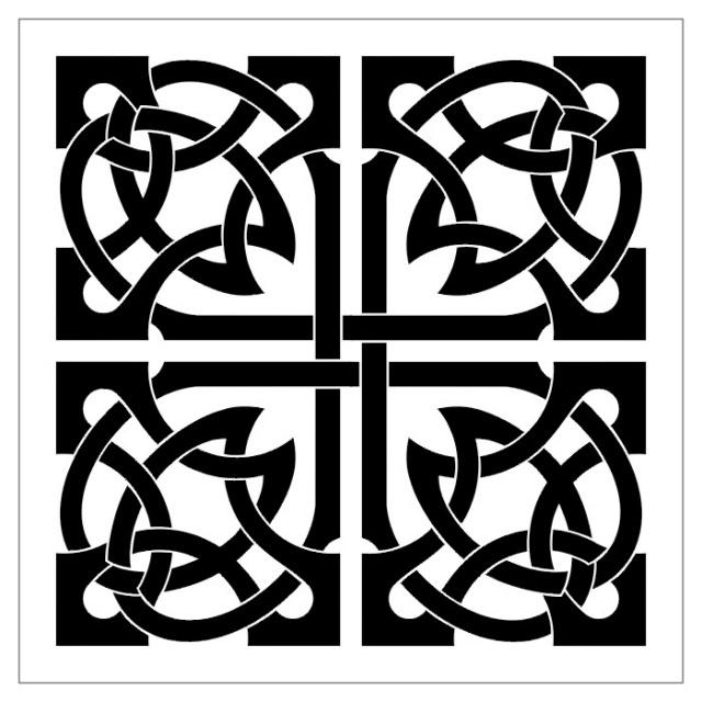эскизы тату черно-белые (13)