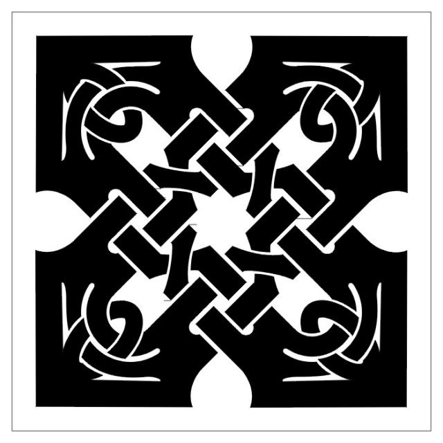 эскизы тату черно-белые (11)