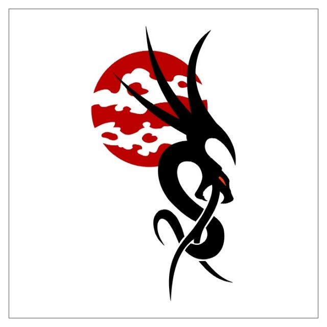татуировки эскизы змея