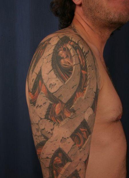 Фотографии татуировок (20)
